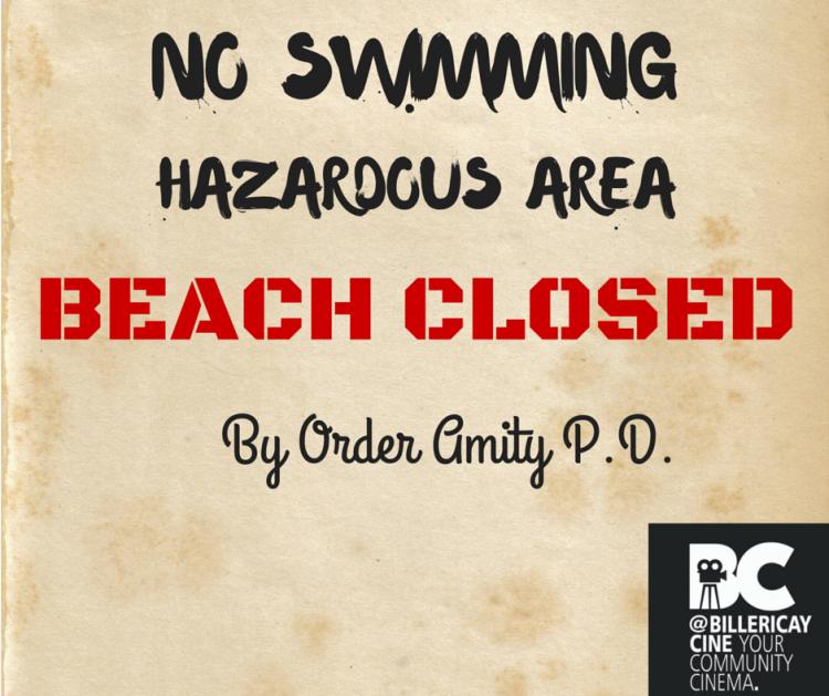 J Beach Closed
