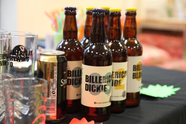 Billericay Brewing Co. Beers